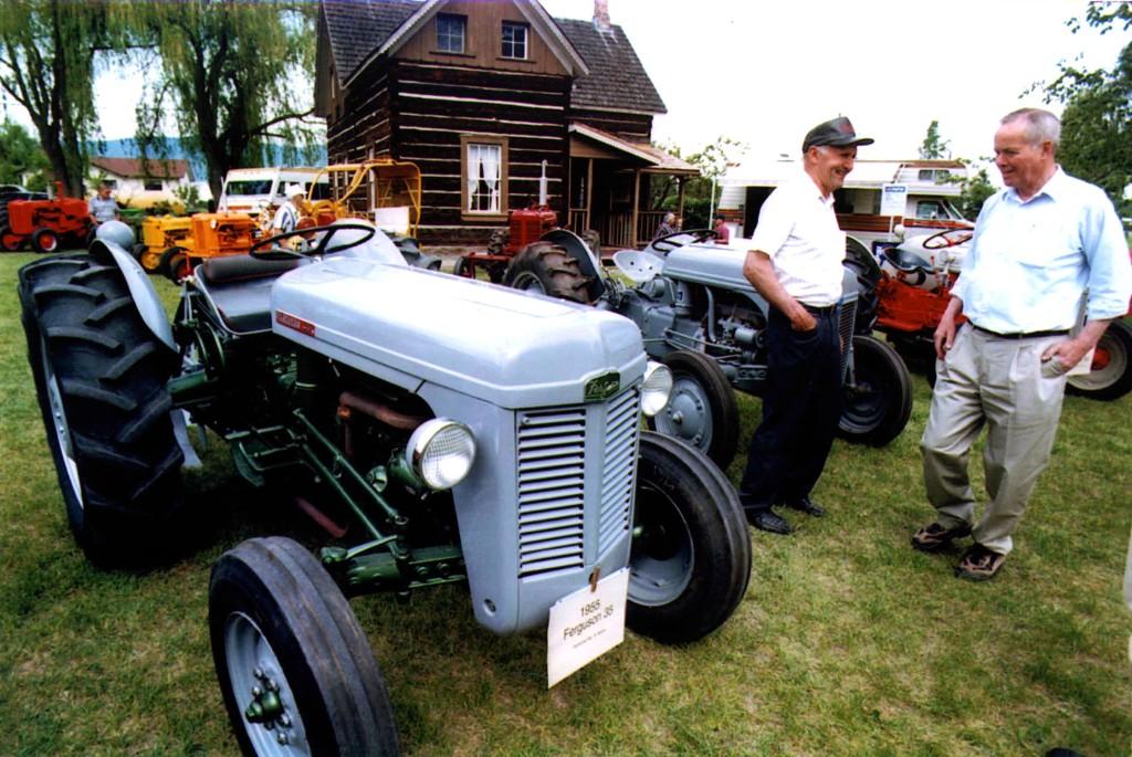 1955 Ferguson 35