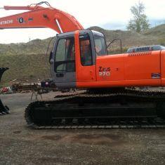 270 Excavator
