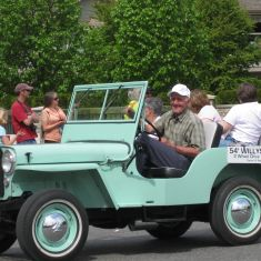 1954 Willys 2 Wheel Drive