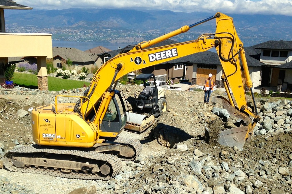 Residential Excavation Company