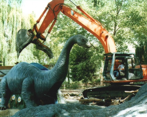 Flintstone Demolition 1997