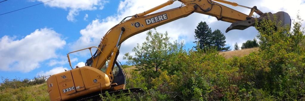 225 Excavator